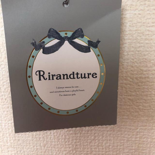 Rirandture(リランドチュール)のRirandture レディースのワンピース(ひざ丈ワンピース)の商品写真