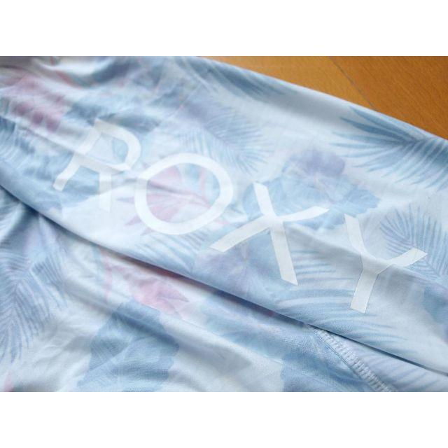 Roxy(ロキシー)のROXY ロキシー ラッシュガード L 裏地ハイビスカス柄 水陸両用 レディースの水着/浴衣(水着)の商品写真