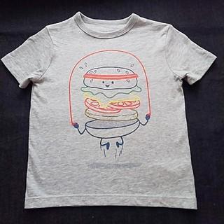 美品 ハンバーガーTシャツ ベビーギャップ 95cm