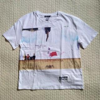 ZARA - 新品 RADIOHEAD Tシャツ