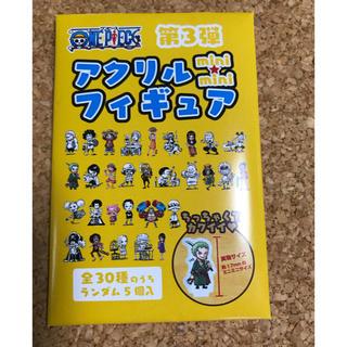ONE PIECE  アクリルmini mini フィギュア  (その他)