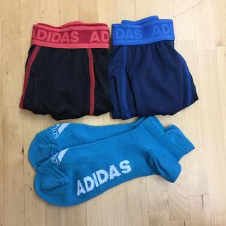 adidas - adidas  靴下  パンツ