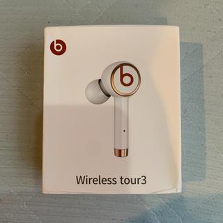 ビーツバイドクタードレ(Beats by Dr Dre)のBeats Wireless Tour 3(ヘッドフォン/イヤフォン)