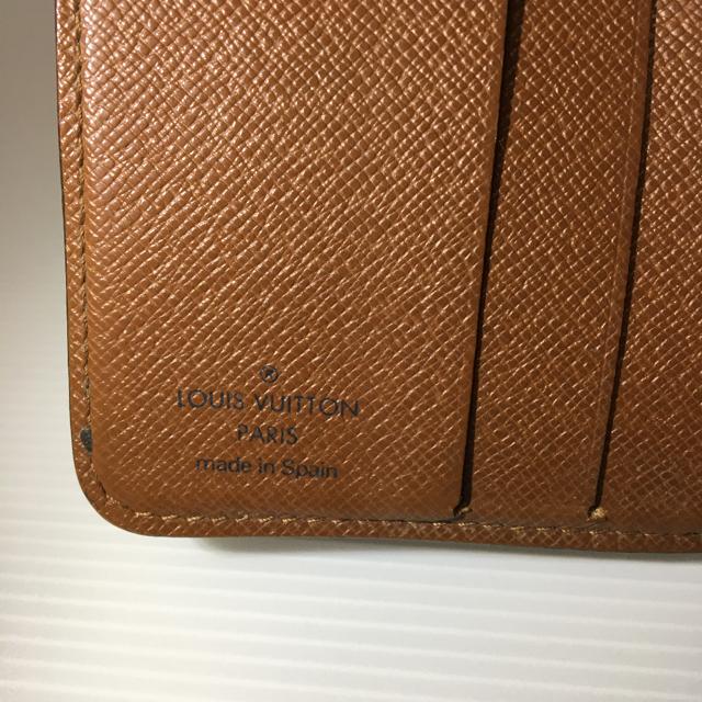 LOUIS VUITTON(ルイヴィトン)のルイヴィトン モノグラム 財布 メンズのファッション小物(折り財布)の商品写真