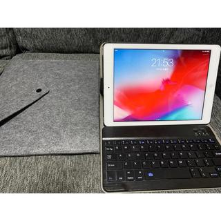 iPad - 【早い者勝ち】iPad Air 128GB Wi-Fiモデル(キーボード付き)