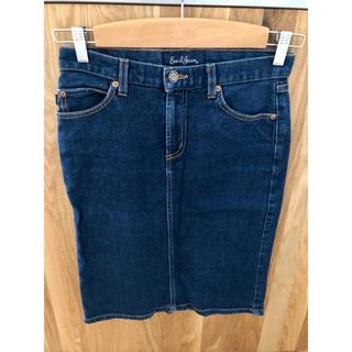 アールジーン(Earl Jean)のアールジーン デニムスカート(ひざ丈スカート)