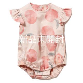 gelato pique - ジェラートピケ♡ フルーツモチーフ baby ロンパース