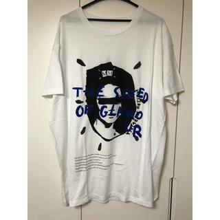 マルタンマルジェラ(Maison Martin Margiela)の新品タグ付き! メゾンマルジェラ ビッグTシャツ MAISON MARGIELA(Tシャツ(半袖/袖なし))