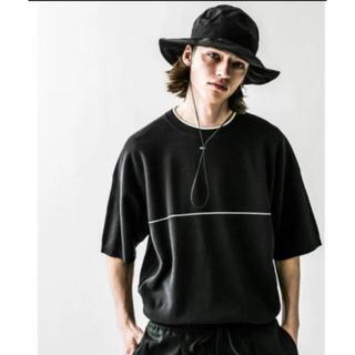 <monkey time> MILANO RIB TEE 定価12100円(Tシャツ/カットソー(半袖/袖なし))