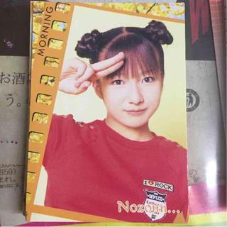 モーニングムスメ(モーニング娘。)の辻希美 カード 写真 ブロマイド(アイドルグッズ)