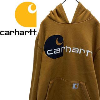 carhartt - カーハートロゴパーカー