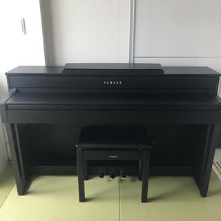 ヤマハ(ヤマハ)の【超美品】YAMAHA CLP645 ヤマハ CLP-645 電子ピアノ(電子ピアノ)