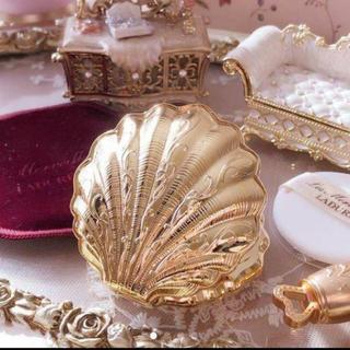 レメルヴェイユーズラデュレ(Les Merveilleuses LADUREE)のラデュレ 貝殻ケース(その他)