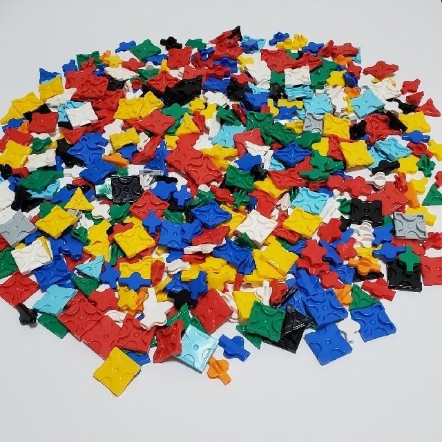 LaQ (ラキュー) 500ピース 未使用④ キッズ/ベビー/マタニティのおもちゃ(知育玩具)の商品写真