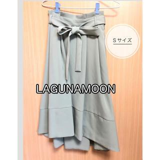 ラグナムーン(LagunaMoon)のLAGUNAMOON スカート(ひざ丈スカート)