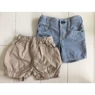 GAP - 【美品セット】GAP 無印良品 ベビー ズボン パンツ デニム