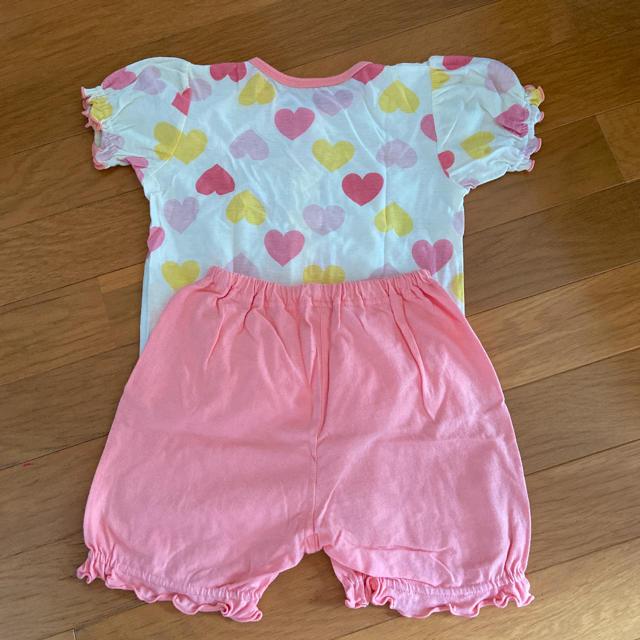 女児パジャマ95cm キッズ/ベビー/マタニティのキッズ服女の子用(90cm~)(パジャマ)の商品写真