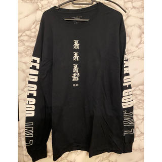 FEAR OF GOD - FEAR OF GOD JAY-Z ロングスリーブTシャツ