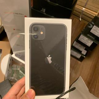 Apple - iPhone 11  128GB Dual SIM 香港版  ブラック 未開封