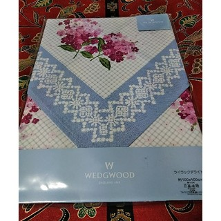 WEDGWOOD - ウェッジウッド テーブルクロス ライラックデライト