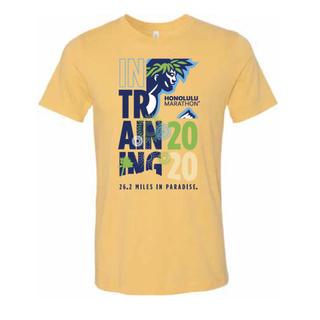 ホノルルマラソン トレーニングTシャツ(ランニング/ジョギング)