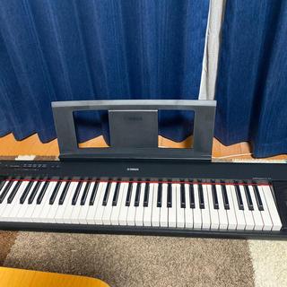 ヤマハ(ヤマハ)のヤマハ ピアノ NP-12(電子ピアノ)