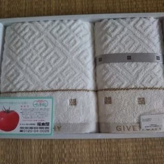 GIVENCHY - GIVENCHYタオルセット