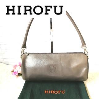 ヒロフ♥ショルダーバッグ♥ハンドバッグ♥グレー 316(ハンドバッグ)