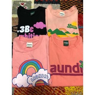 LAUNDRY - Laundryランドリー★Tシャツ4枚セット! 150~160サイズ
