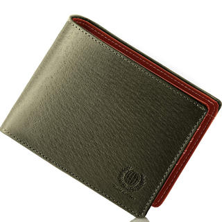 TOMMY JONSON ジャパンレザー 本革 財布 二つ折り  ピッグスキン(折り財布)