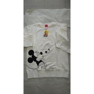ディズニー(Disney)のOJICO オジコ 新品 L トレーナー 定価7480円 ミッキーマウス(スウェット)
