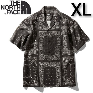 THE NORTH FACE - THE NORTH FACE Climbing Summer Shirt 黒XL