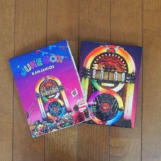 カンジャニエイト(関ジャニ∞)の関ジャニ∞ JUKEBOX CD初回限定版 A B(ポップス/ロック(邦楽))
