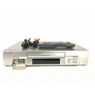 パナソニック(Panasonic)の送料無料 Panasonic VHS Hi-Fi ハイファイビデオ NV-HV1(その他)