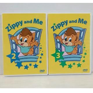 Disney - ❇ 大人気 DWE ZIPPY AND ME DVD 2枚 ディズニー英語