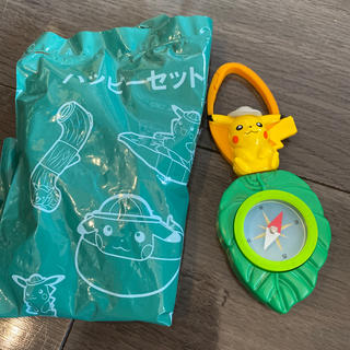 マクドナルド(マクドナルド)の未開封ハッピーセット ポケモン コンパス(キャラクターグッズ)