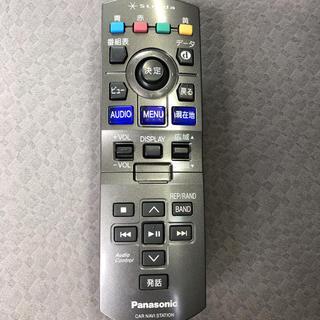 パナソニック(Panasonic)のPanasonic ストラーダ リモコン(カーナビ/カーテレビ)