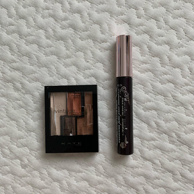 KATE(ケイト)のケイト ヴィンテージモードアイズBR1・ヒロインメイク コスメ/美容のベースメイク/化粧品(アイシャドウ)の商品写真