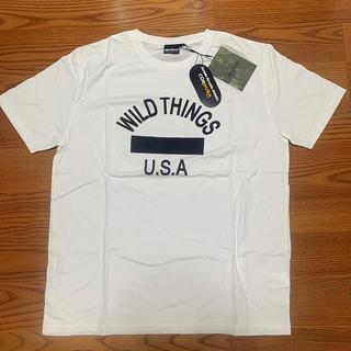 ワイルドシングス(WILDTHINGS)の新品 Wild Things web限定Tシャツ ワイルドシングス(Tシャツ/カットソー(半袖/袖なし))