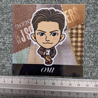 三代目JSB 登坂広臣マグネットシート