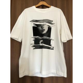 マルタンマルジェラ(Maison Martin Margiela)の19 SSマルジェラ オーバーサイズ Tシャツ ビッグシルエット(Tシャツ/カットソー(半袖/袖なし))