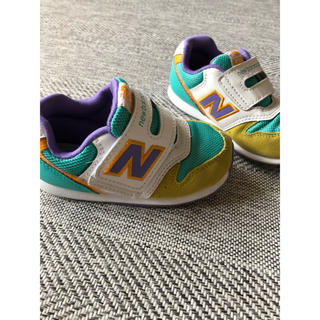 New Balance - ニューバランス!15センチ!
