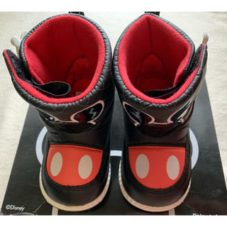 ディズニー(Disney)のミッキー ブーツ14cm(ブーツ)