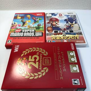 Wii - ★Wiiお買い得セット! スーパーマリオコレクション スペシャルパック Wii