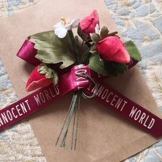 Innocent World - Innocent World いちごのブローチ