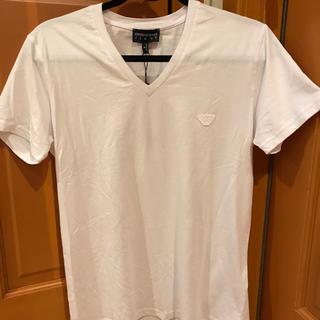 エンポリオアルマーニ(Emporio Armani)のスペード様専用 エンポリオ  アルマーニ  Tシャツ 白(Tシャツ/カットソー(半袖/袖なし))