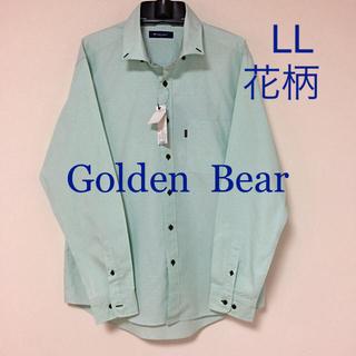 Golden Bear - メンズシャツ/新品/花柄