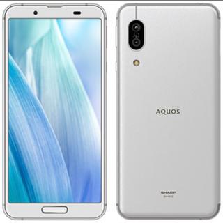 AQUOS - AQUOS sense3 SH-M12   シルバーホワイト simフリー 新品