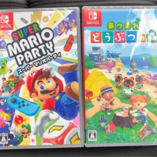 Nintendo Switch - マリオパーティ どうぶつの森