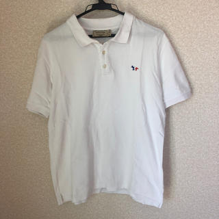 メゾンキツネ(MAISON KITSUNE')のメゾンキツネ ポロシャツ(ポロシャツ)